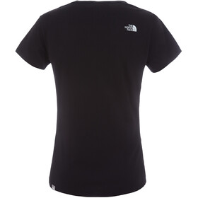 The North Face Easy - T-shirt manches courtes Femme - noir